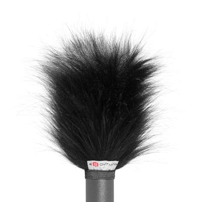 Gutmann Mikrofon Windschutz für iPhone Mikrofon Belkin LiveAction Mic